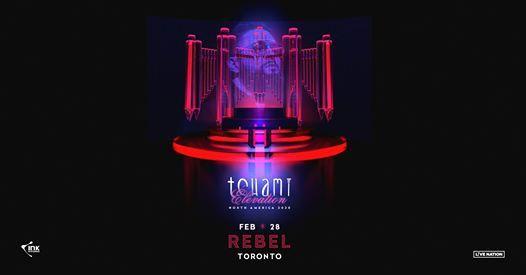 Tchami at REBEL - Toronto