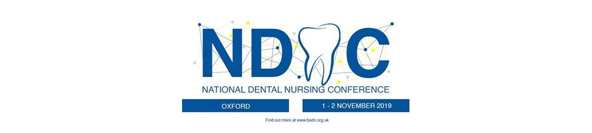 National Dental Nursing Conference 2019
