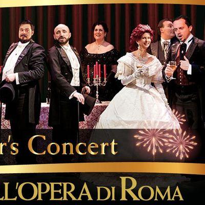 I Virtuosi dellopera di Roma - New Years Concert at Saint Paul within the walls Church