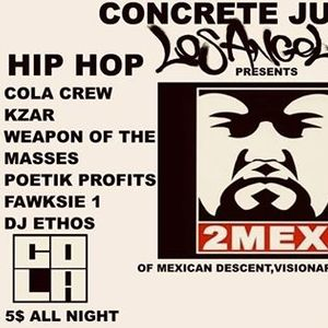Hip Hop Junglist WarFare