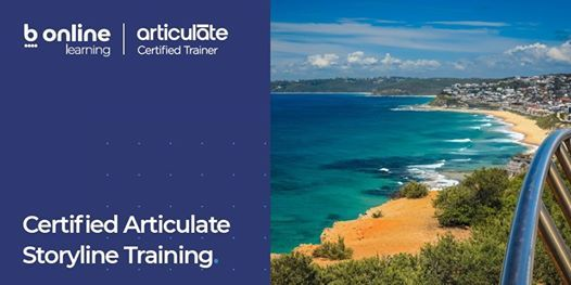 Certified Articulate Storyline Training