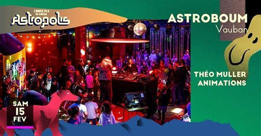 Astroboom - boom gratuite pour les 6 - 12ans