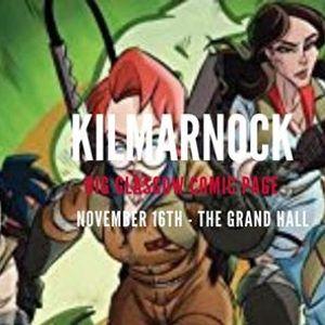 BGCP - Kilmarnock Comic Con