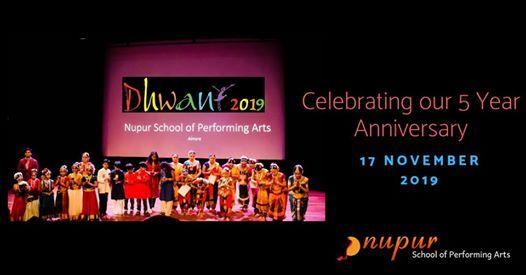 Dhwani 2019 - Celebrating five years of Nupur School