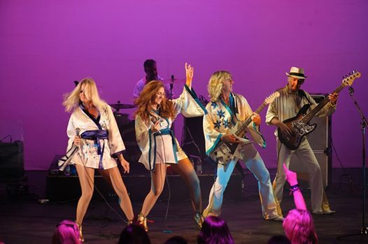 ABBA Gold Europe - The tribute band to Abba