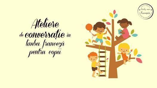 Parlez-Moi Franais pentru copii si adolescenti