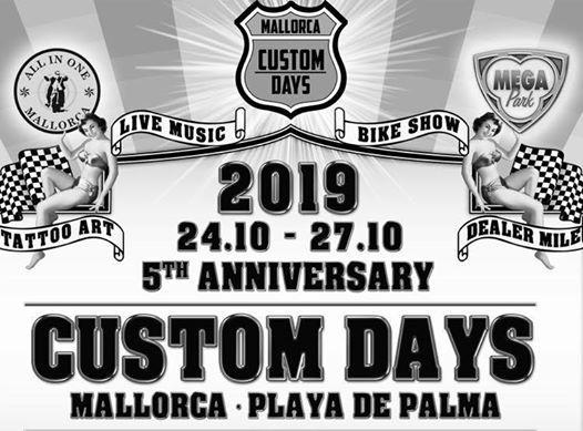 Custom Days Mallorca 2019