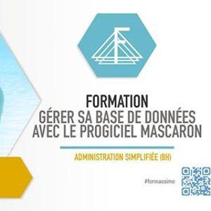 Mascaron  Administration Simplifie (8H)