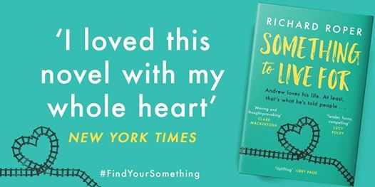 Coles Book Club - Something to Live For with Richard Roper