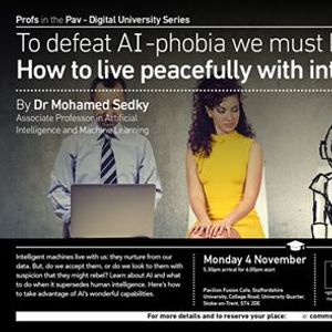 Profs in the Pav - To Defeat AI-phobia we must know AI