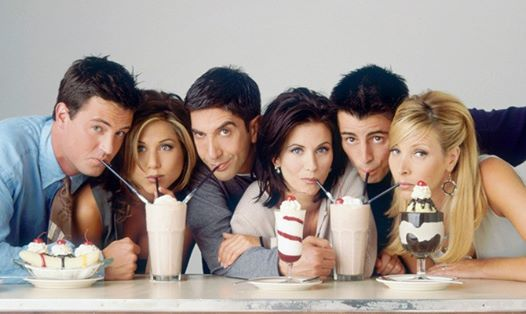 Friends 25th The One With The Anniversary PT 12 &3 (PG)