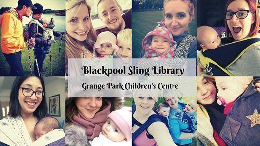 Grange Park Sling Library