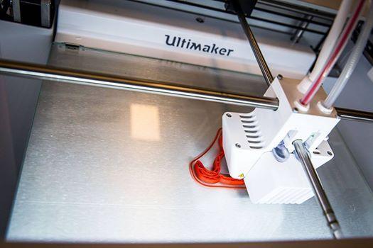 Kunstendag voor Kinderen - 3D-printen