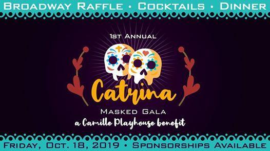 Catrina - First Annual Masked Gala