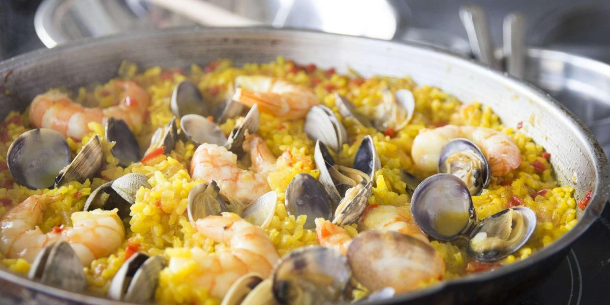 Paella and Tapas - Cooking Class by Cozymeal