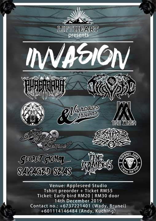 Invasion Festival