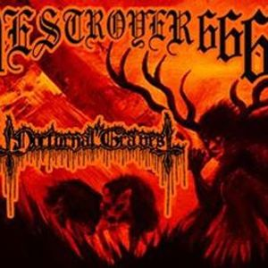 DESTROYER 666  DEAD CONGREGATION at The Underworld London