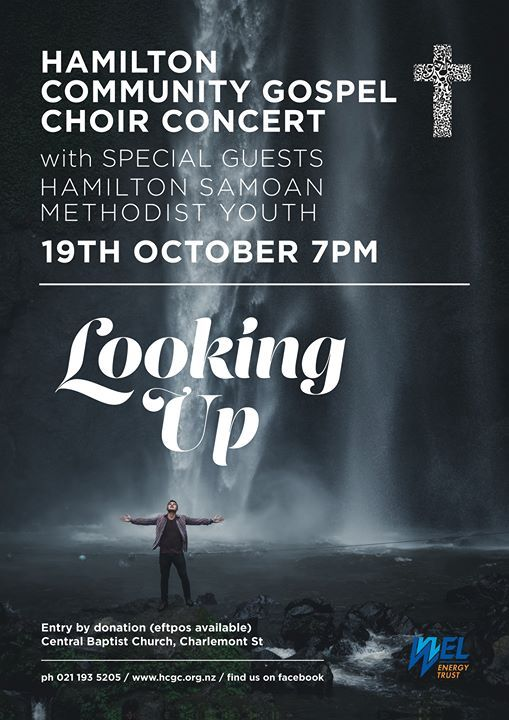 Hamilton Community Gospel Choir 2019 Concert - Looking Up