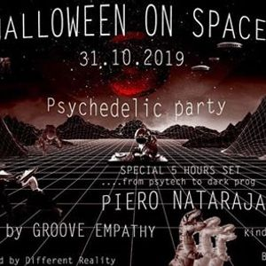 Halloween on Space