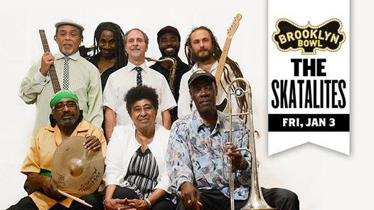 The Skatalites at Brooklyn Bowl