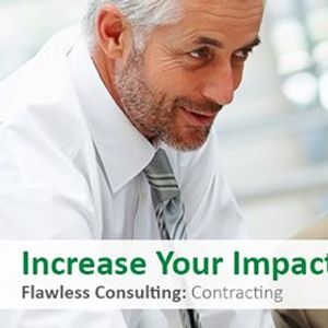 Flawless Consulting 1Contracting 2-day workshop - Johanessburg