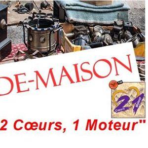 """Vide-maison des Gazelles """" 2 Curs 1 Moteur """""""