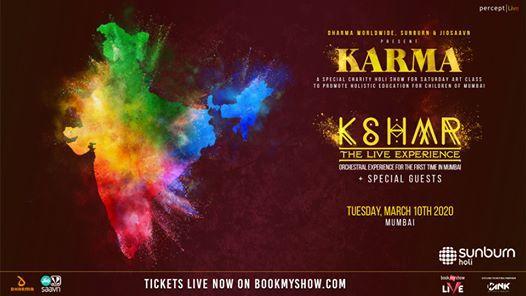 Sunburn Holi with KSHMR - Mumbai