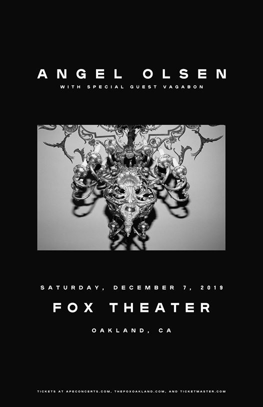 Angel Olsen at Fox Theater