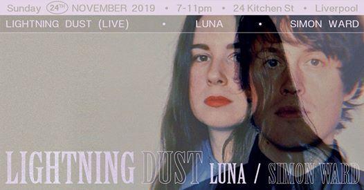 Lightning Dust - Liverpool