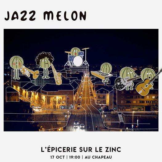Jazz Melon  Apro concert