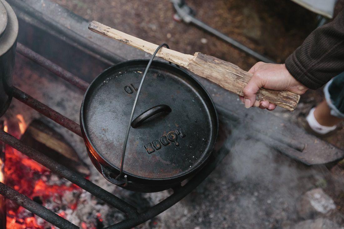 Dutch Oven Cooking Workshop