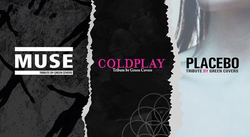 Muse Coldplay & Placebo by Green Covers en Burgos