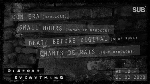 Distort Everything Vol.1