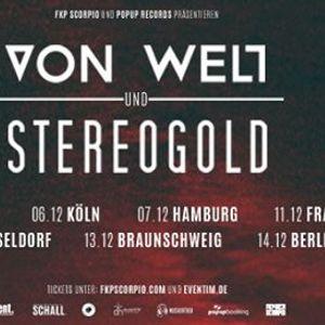 Von Welt  Stereogold  Berlin Musik & Frieden