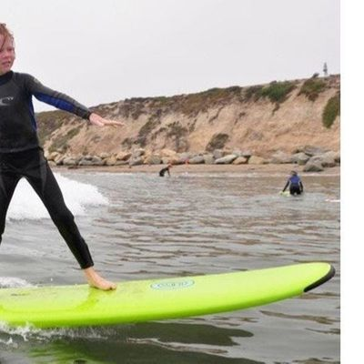 Private Surf Lesson (2019-12-08 starts at 900 AM)
