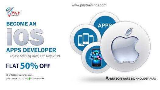 Become an iOS Application Developer from Scratch - 50% Flat OFF