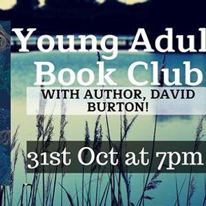 YA Book Club with Author David Burton