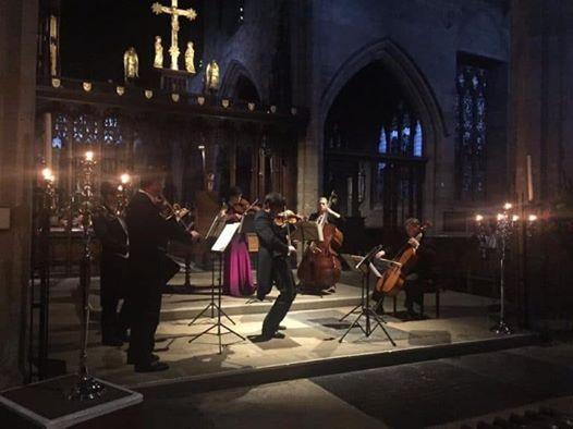 Bach y Haendel bajo la luz de las velas