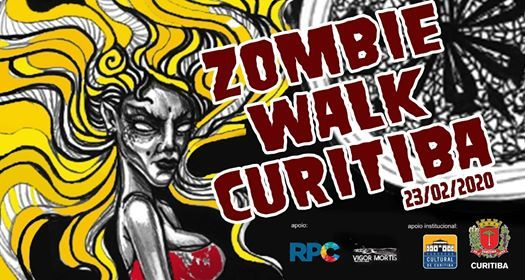 Zombie Walk Curitiba 2020 (Oficial)