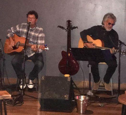 Bobby&Steve (w Brian on Bass)