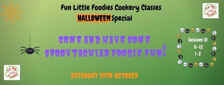 Fun Little Foodies - Halloween Special