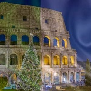 Roman Holiday Gala at the Embassy of Italy