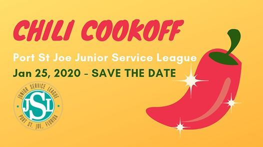 JSL 10th Annual Chili Cookoff & Family Bazaar