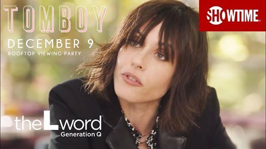 L Word Generation Q rooftop viewing party