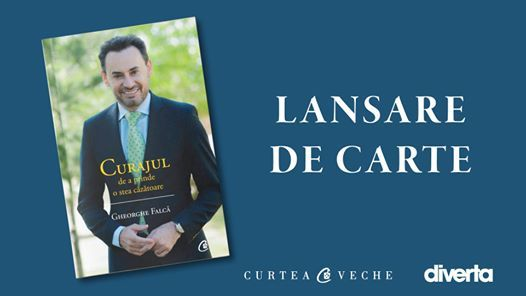 Lansare de carte - Gheorghe Falc