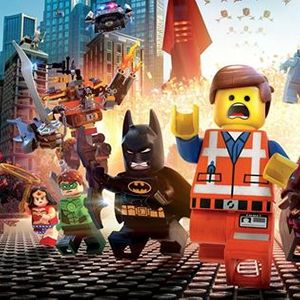 """First Friday Family Movie &quotThe Lego Movie"""""""