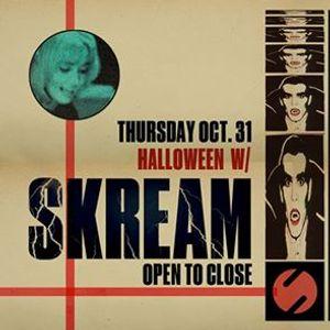 Halloween Skream All Night Long