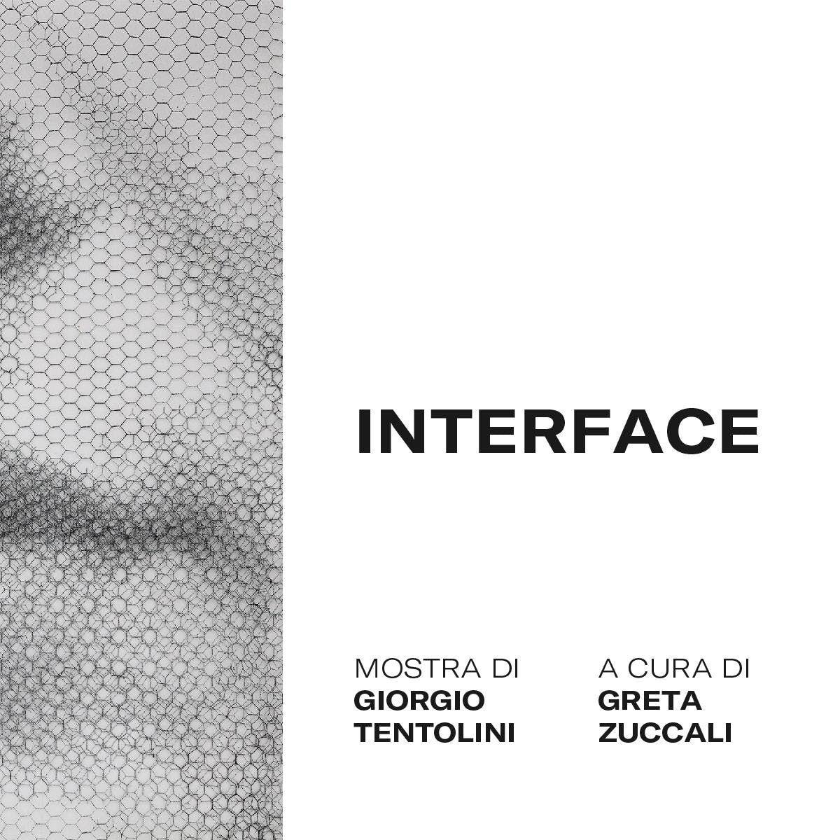 Vernissage mostra Interface di Giorgio Tentolini