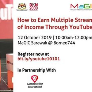 How to Earn Multiple Streams of Income Through YouTube