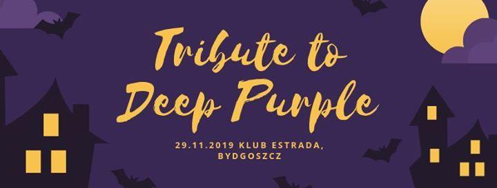 Tribute to Deep Purple & morePurple Rainbow Tour 2019 Bydgoszcz